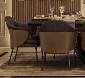 Victoria Luxury Dining Room Furniture 3