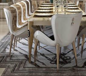 Knightsbridge Luxury Dining Room Furniture 3