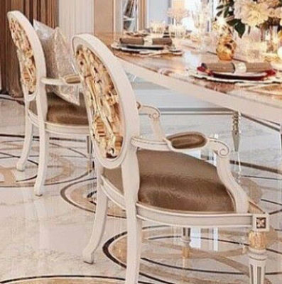 Marble Arch Luxury Dining Room Furniture 3