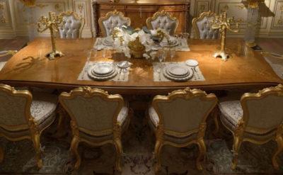 Earlsfield Luxury Dining Room Furniture 3