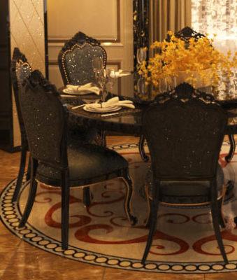 Mayfair Luxury Dining Room Furniture 2