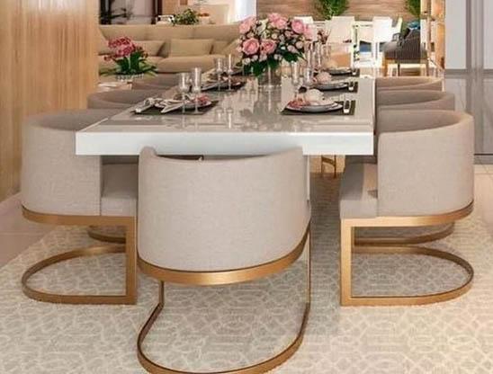 Barnes Luxury Dining Room Furniture 2