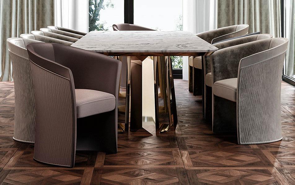 Pimlico Luxury Dining Room Furniture 2