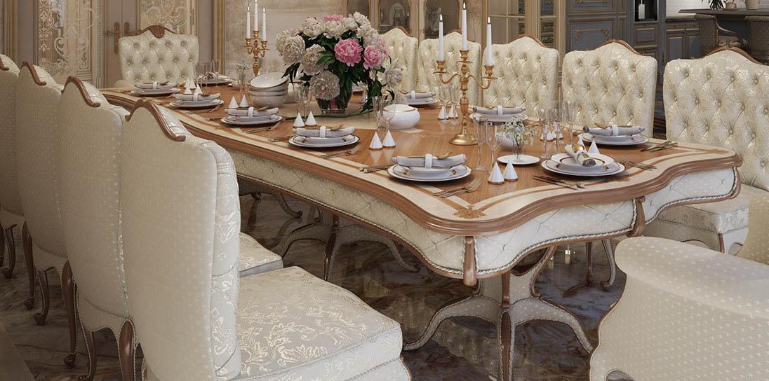 Battersea Luxury Dining Room Furniture 2