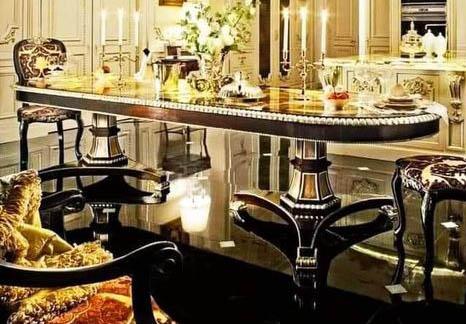 Fulham Luxury Dining Room Furniture 2