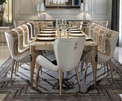Knightsbridge Luxury Dining Room Furniture 2