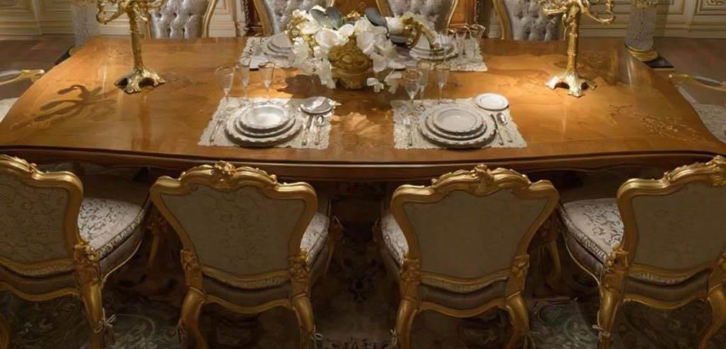 Earlsfield Luxury Dining Room Furniture 2