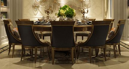 Kensington Luxury Dining Room Furniture 1