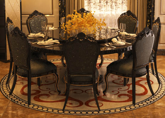 Mayfair Luxury Dining Room Furniture 1