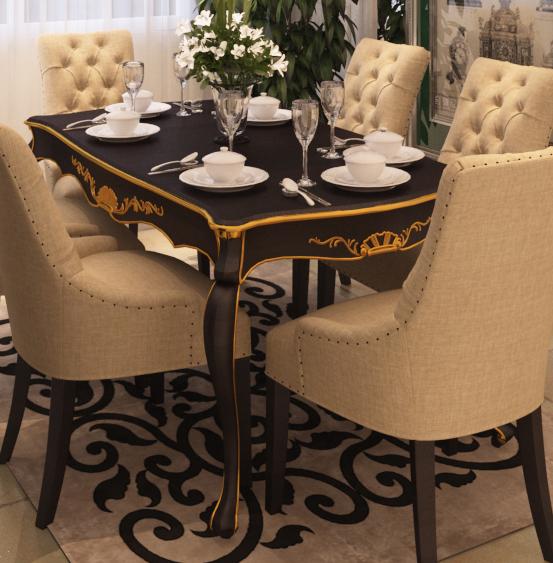 Marylebone Luxury Dining Room Furniture 1