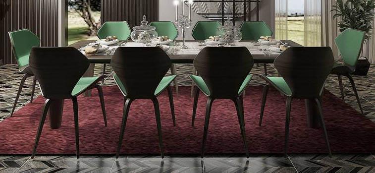 Chelsea Luxury Dining Room Furniture 1
