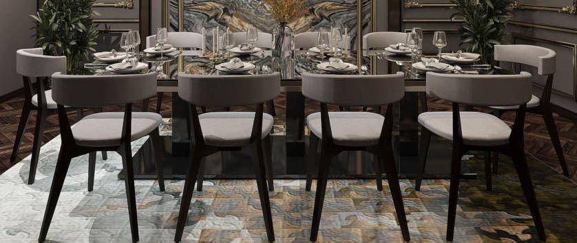 Covent Garden Luxury Dining Room Furniture 2