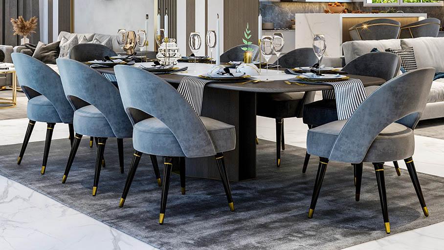 Wimbledon Luxury Dining Room Furniture 2