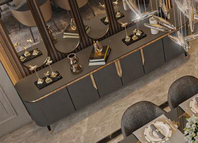 Victoria Luxury Dining Room Furniture 4
