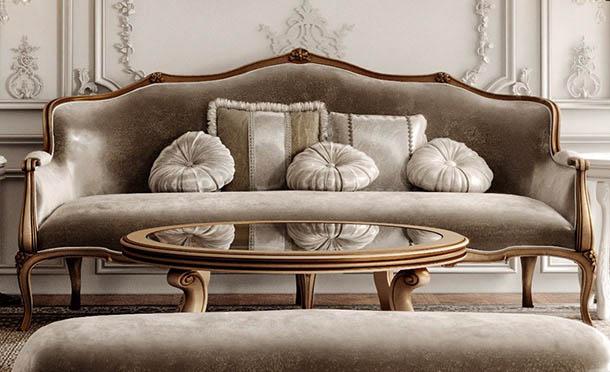 Maida Hill Luxury Living Room Furniture 2