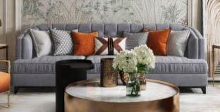 Barnes Luxury Living Room Furniture 1