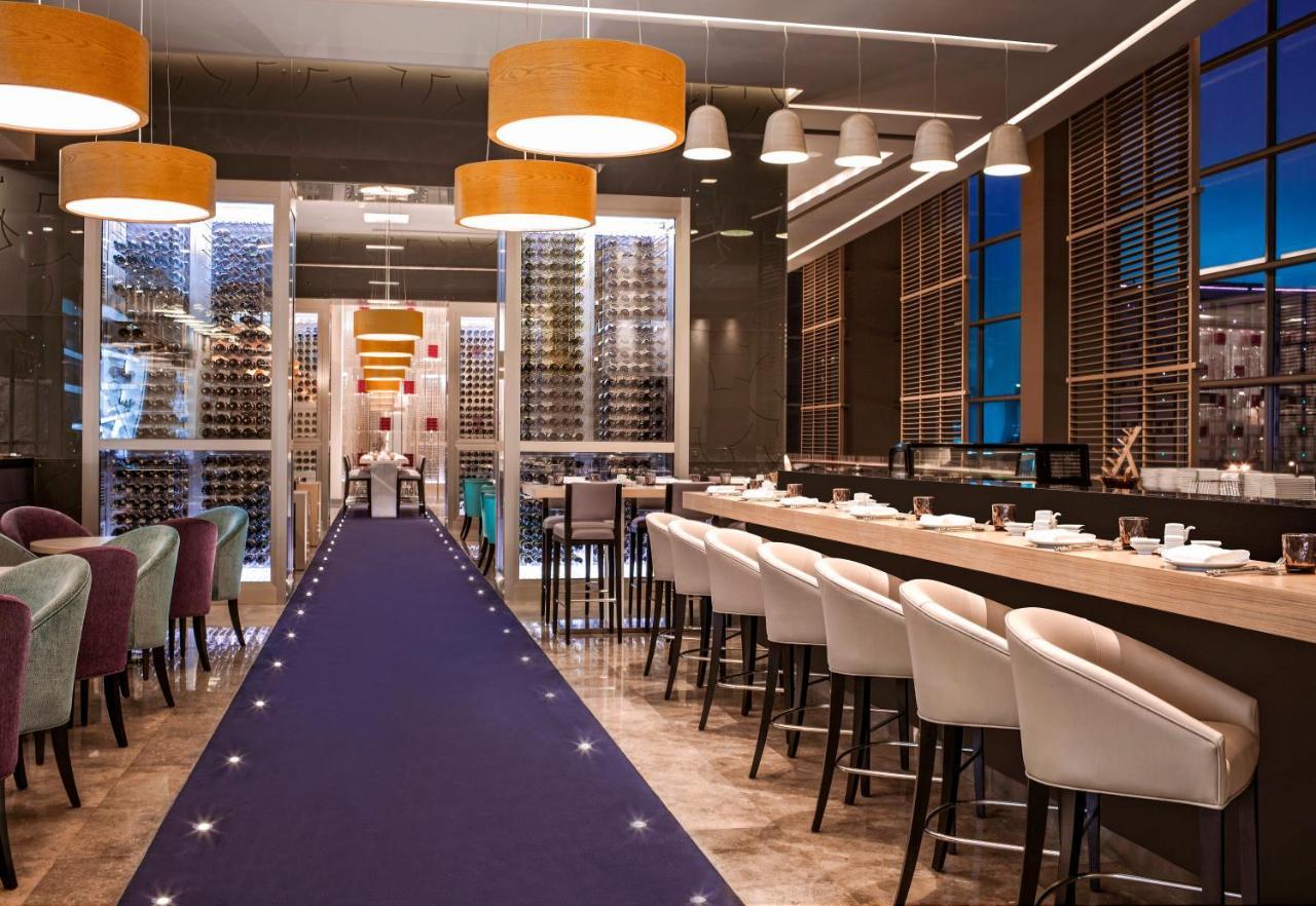 Luxury Velvet Restaurant