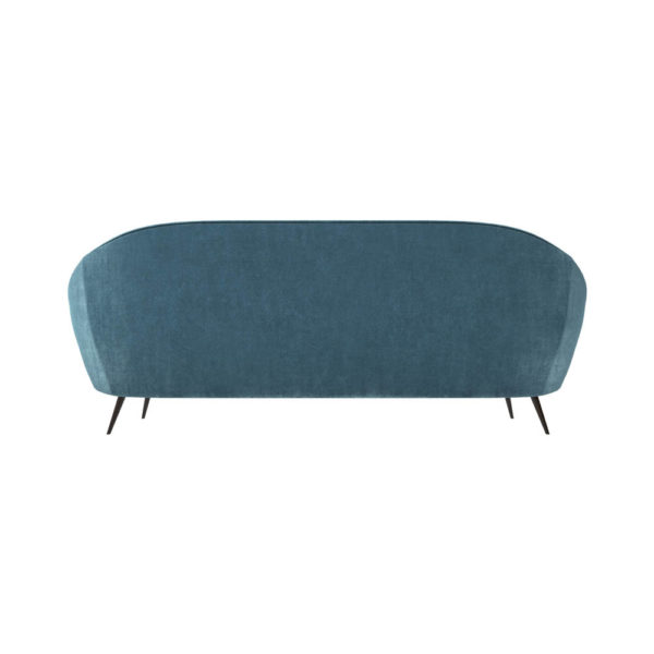 Naida Upholstered with Slope Arm Sofa Back