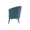 Zoue Upholstered Striped Round Back Sofa 3