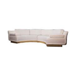 Barlet Modern Living Room Fabric Sofa
