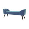 Celia Upholstered Bench with Arms 1